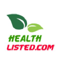 healthlisted.com logo icon