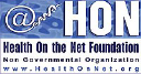 Health On The Net Foundation logo icon