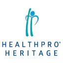 Health Pro Heritage logo icon