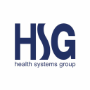 Health Systems Group logo icon