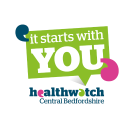 Healthwatch Central Bedfordshire logo icon