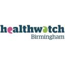 Healthwatch Birmingham logo icon