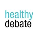 Healthy Debate logo icon