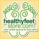 Healthy Feet Store logo icon