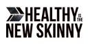 Healthy Is The New Skinny logo icon