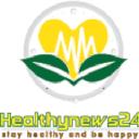 Healthynews24 logo icon