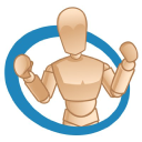 Healthy Simulation logo icon