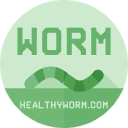 Healthy Worm logo icon