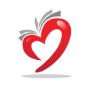 Heartfelt Books logo icon