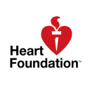 Heart Foundation logo icon