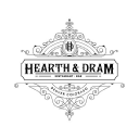 Hearth & Dram logo icon