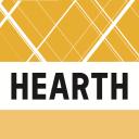 Hearth logo icon