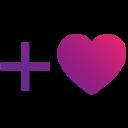 Heart Math logo icon