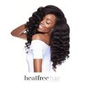 Heat Free Hair logo icon