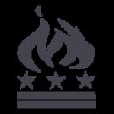 Heat On The Street logo icon