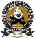 Heber Valley Railroad logo icon