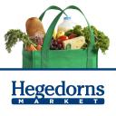 HEGEDORN'S FLOWER SHOP logo