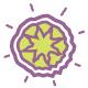Heidi's Heavenly Cookies logo icon