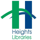 Heights Libraries logo icon