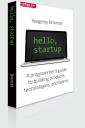 Hello, Startup logo icon