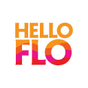 Hello Flo logo icon