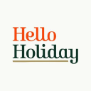 Hello Holiday logo icon