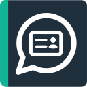Hello Leads logo icon