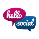 Hello Social logo icon