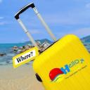 Hello Travel logo icon