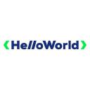 Hello World logo icon