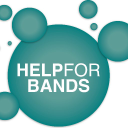 Help For Bands logo icon