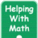 Helping With Math logo icon