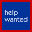 Help Wanted logo icon