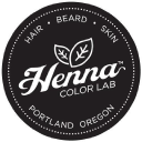 Henna Color Lab logo icon