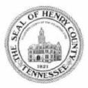 Henry County, Tn logo icon