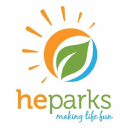Hoffman Estates Park District logo icon
