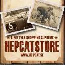 Hep Cat Store logo icon