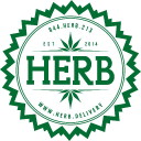 Herb logo icon