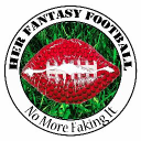 Her Fantasy Football logo icon