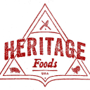 Heritage Foods USA logo