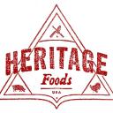 Heritage Foods Usa logo icon