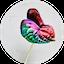 Hermetica Flowers logo icon