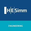 He Simm logo icon