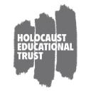 Holocaust Educational Trust logo icon