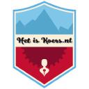 Het Is Koers logo icon