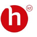 Heutink Ict logo icon
