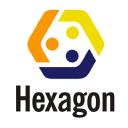 Hexagon Search logo icon
