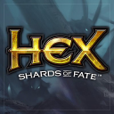 Hex Tcg» Hex logo icon
