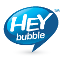 Heybubble logo icon