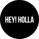 Hey Holla logo icon
